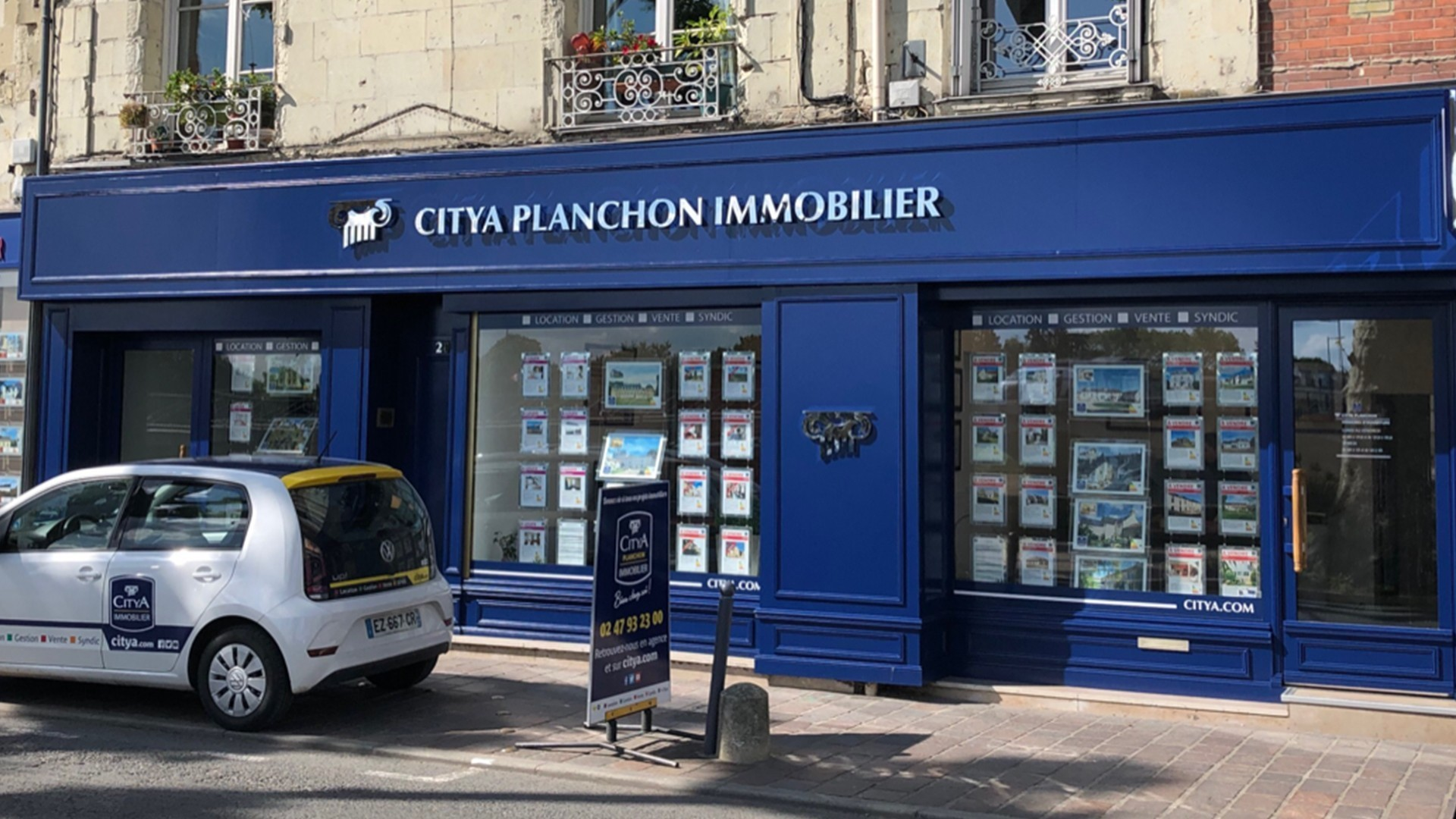 Agence immo Citya Immobilier Planchon