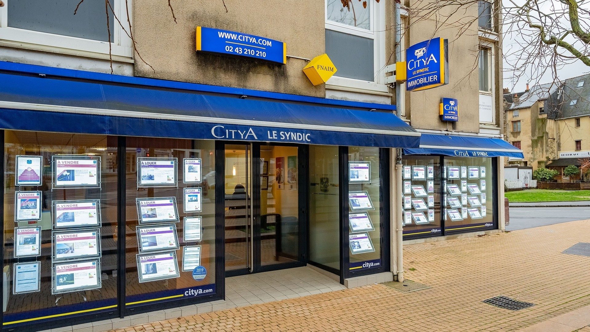 Agence immo Citya Immobilier Le Syndic