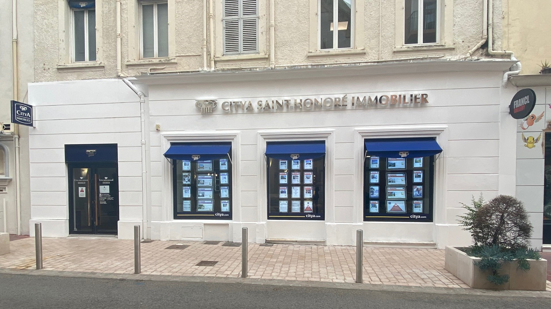 Agence immo Citya Saint Honoré Cannes