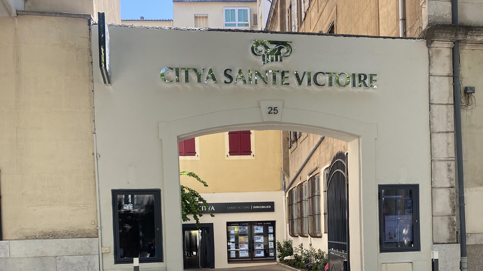 Agence immo Citya Sainte Victoire