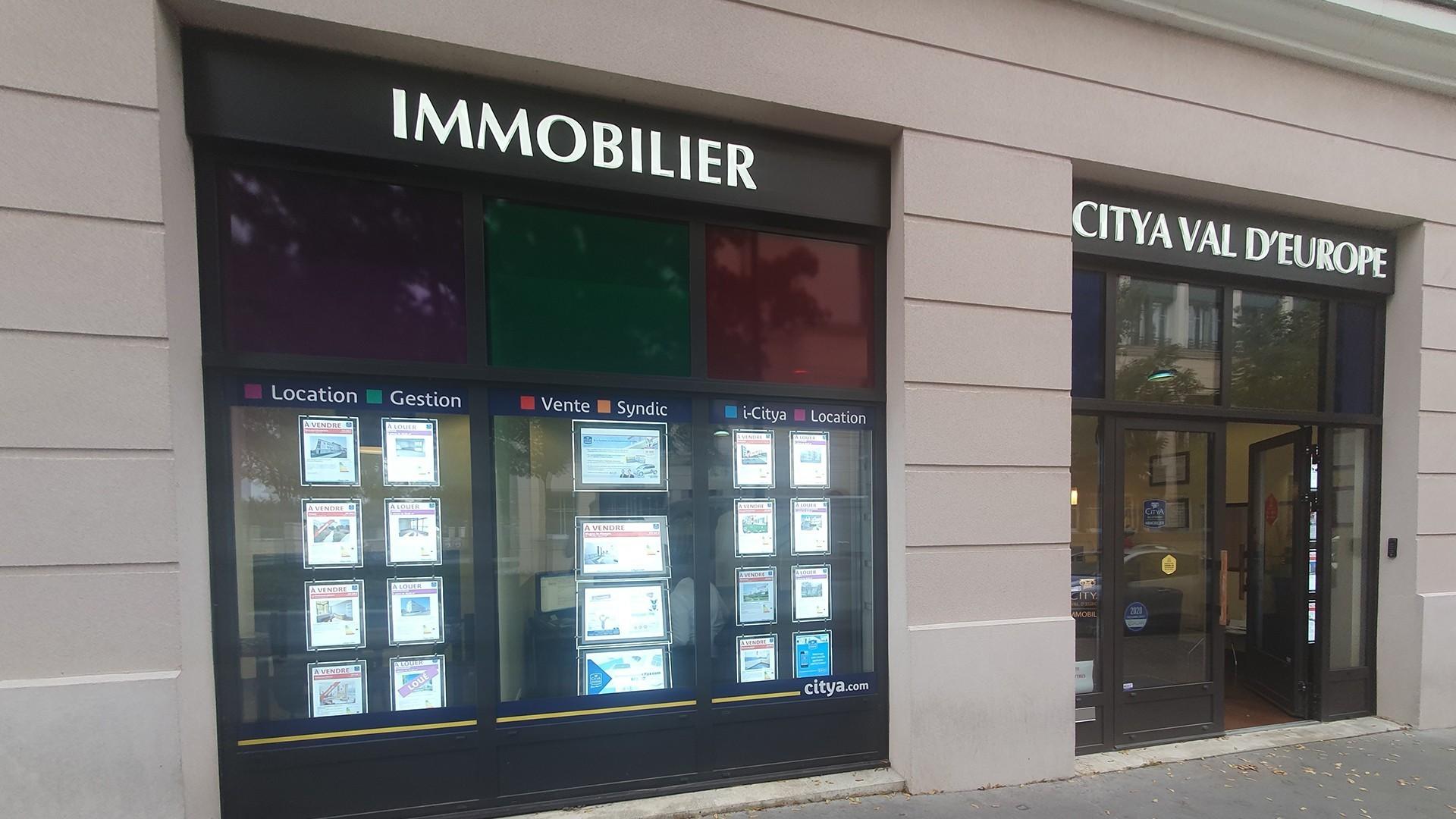 Agence immo Citya Val d'Europe