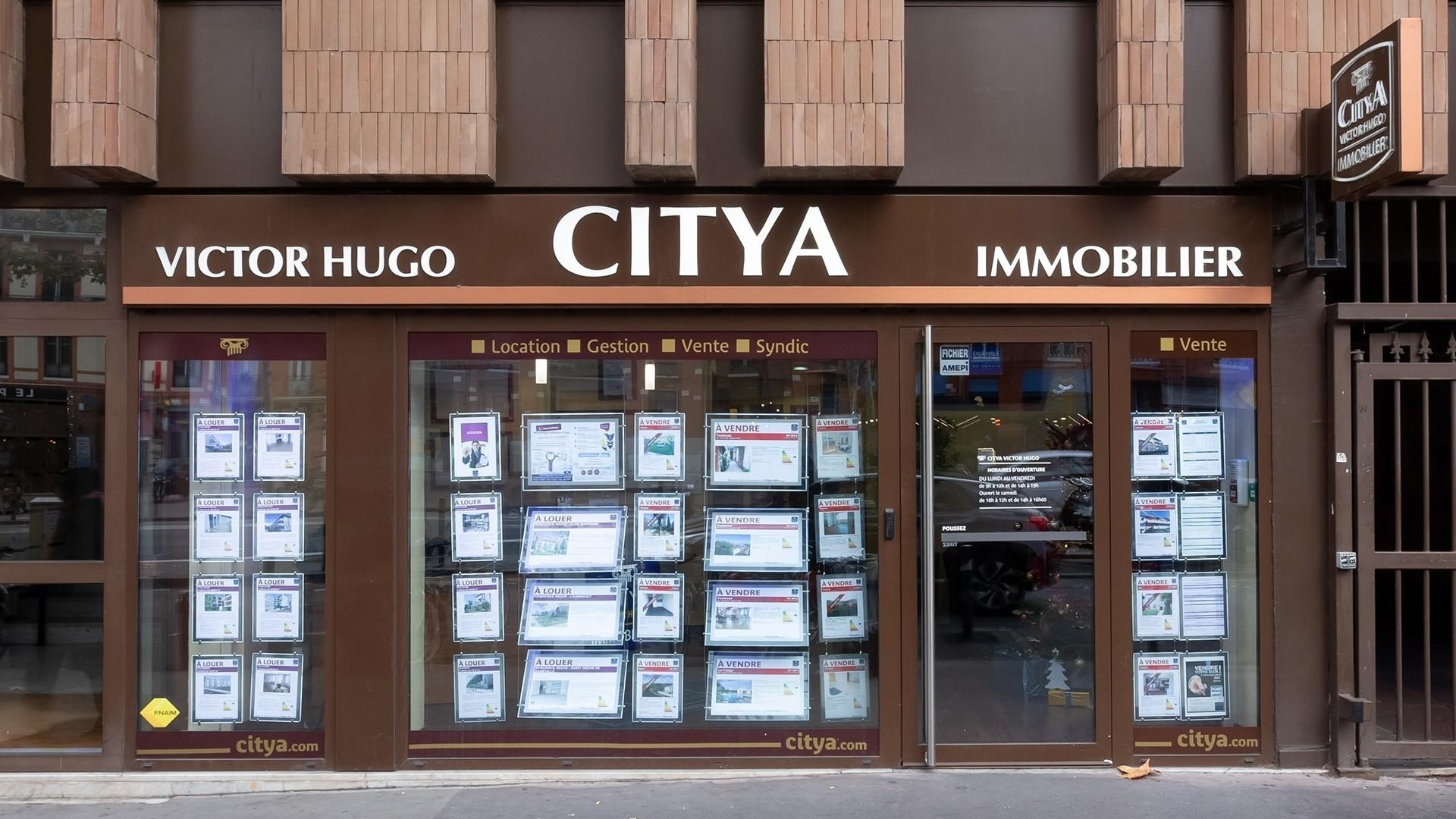 Agence immo Citya Victor Hugo