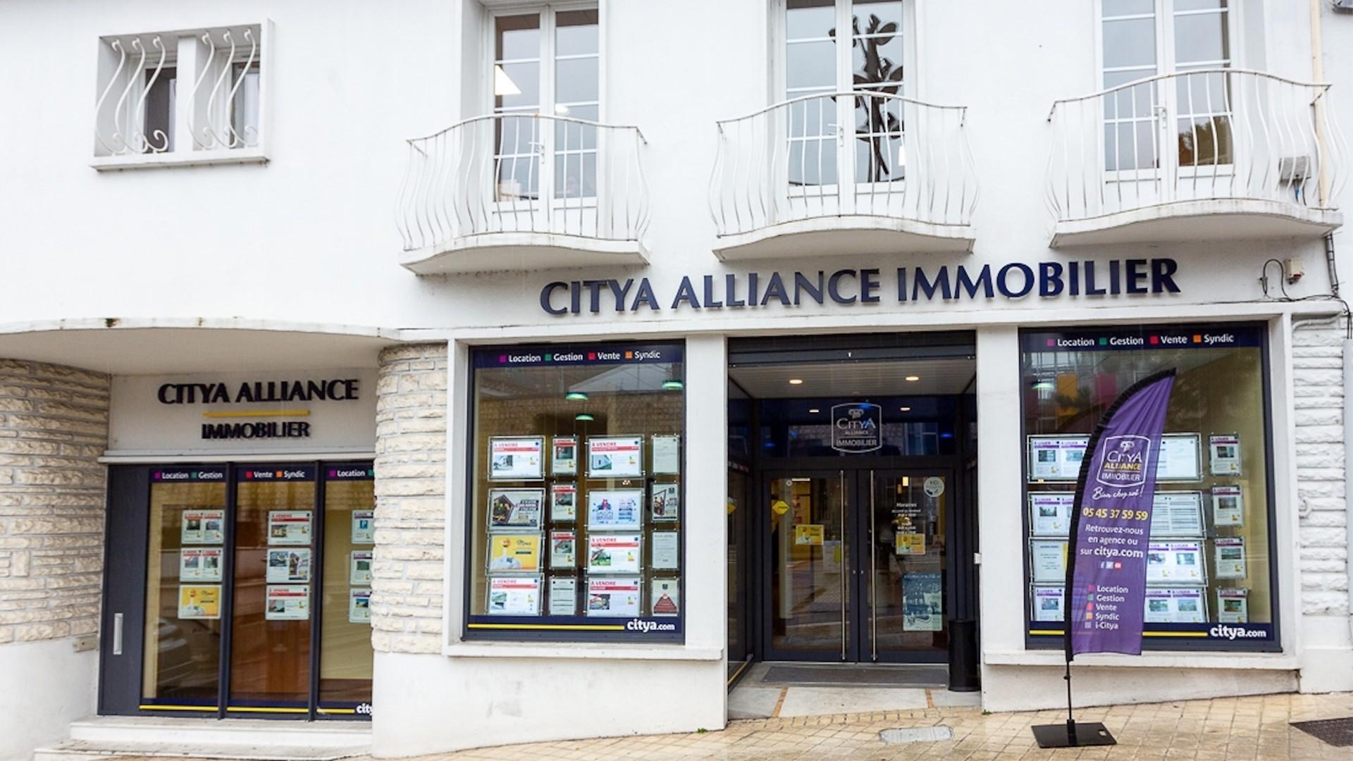 Agence immo Citya Angoulême