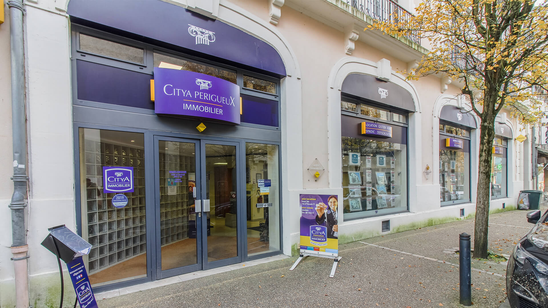 Agence immo Citya Périgueux Immobilier