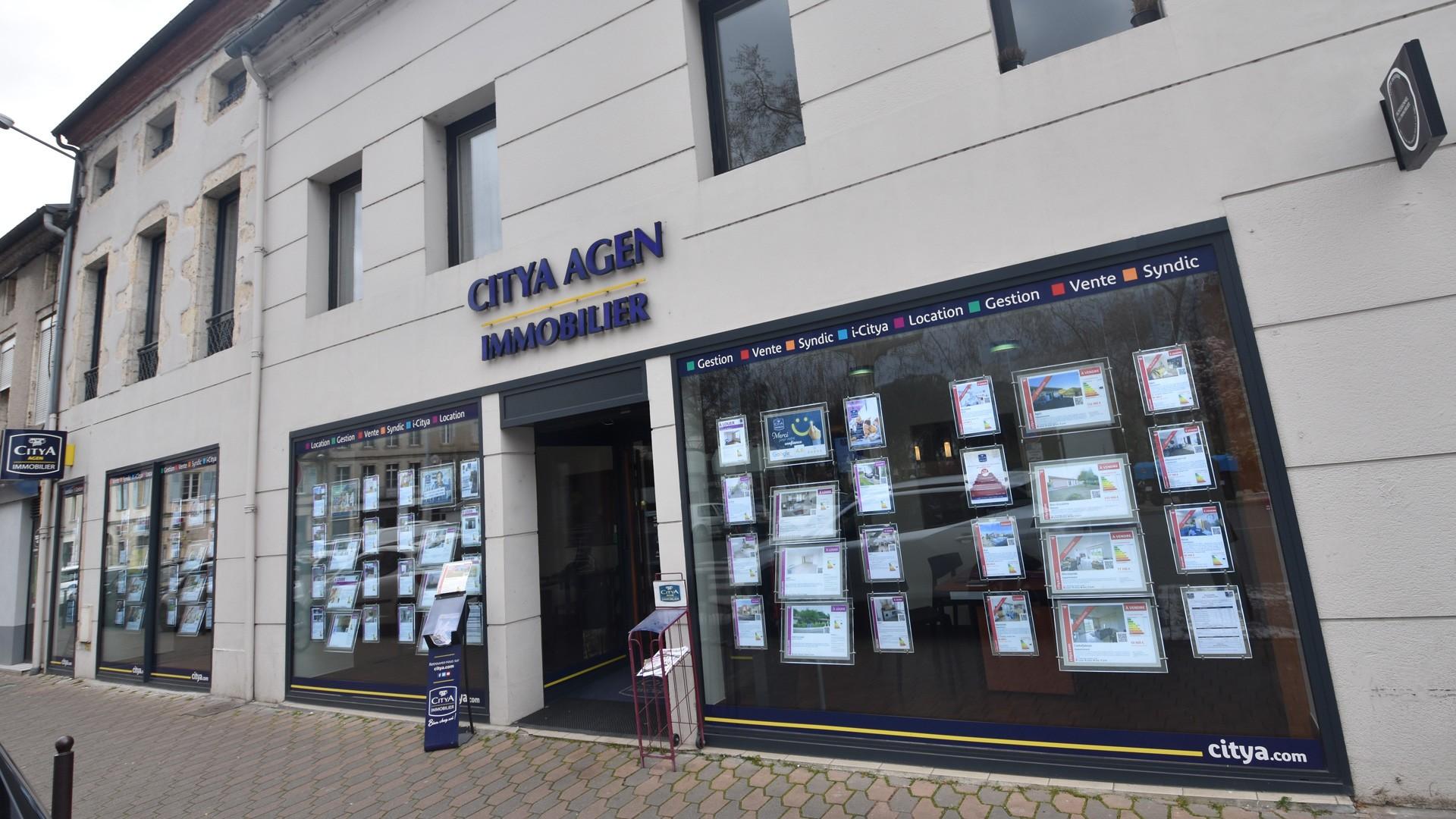 Agence immo Citya Agen