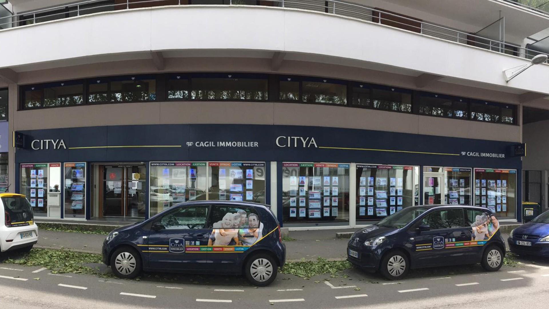 Agence immo Citya Cagil
