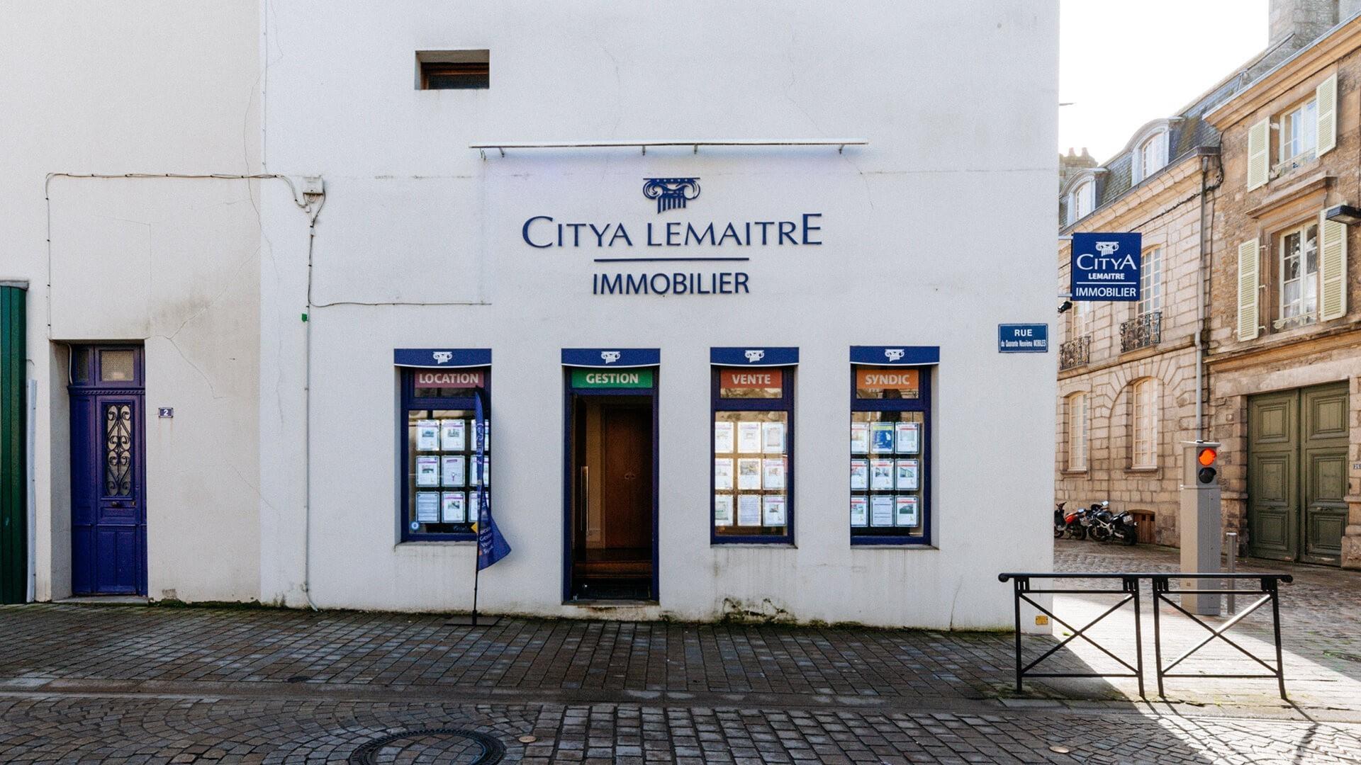 Agence immo Citya Lemaitre