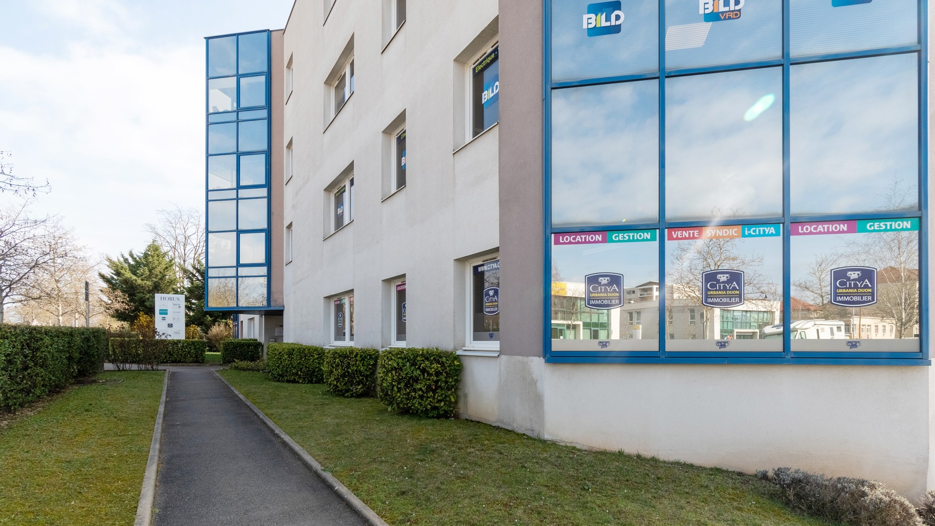 Agence immo Citya Urbania Dijon