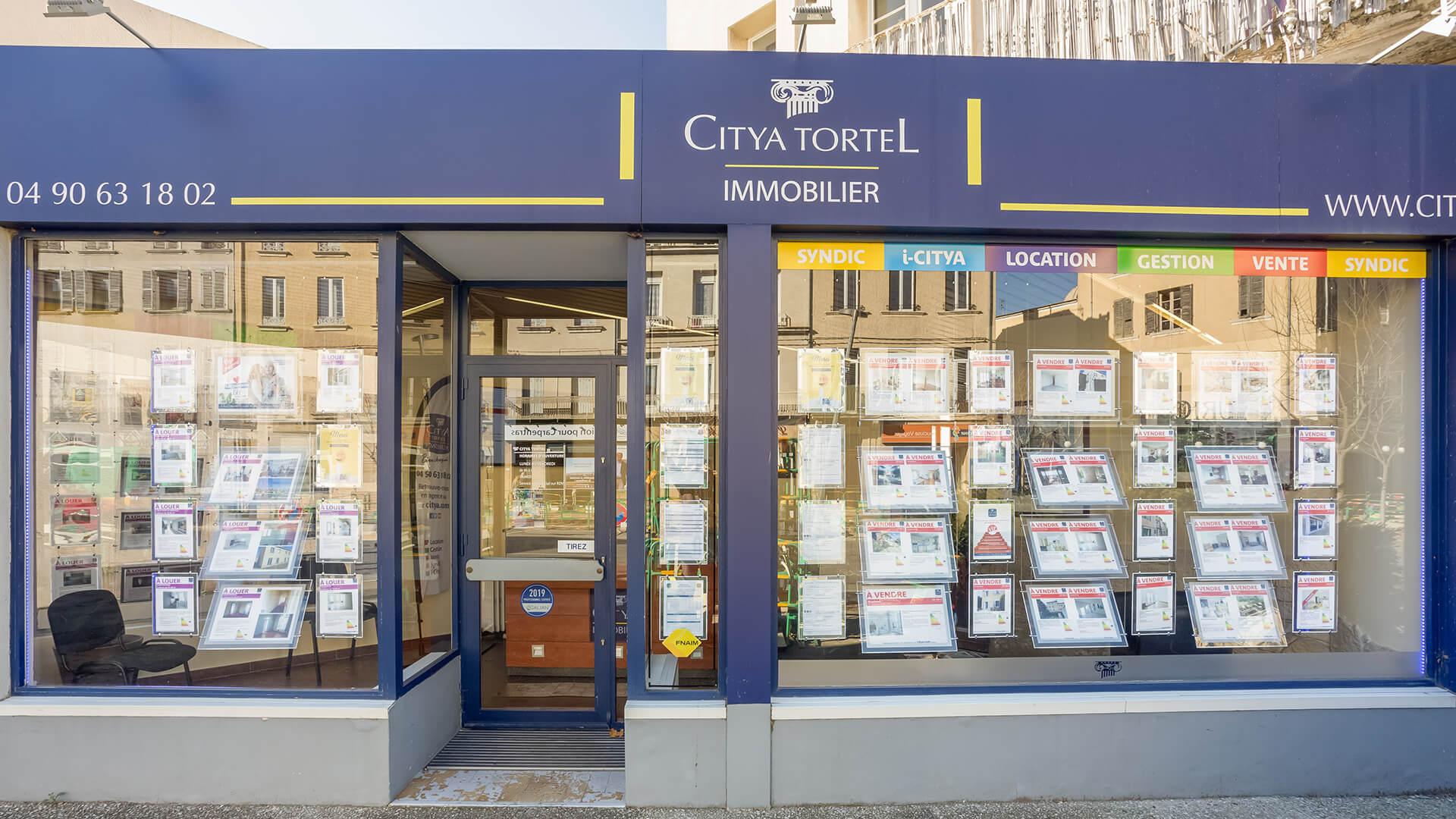Agence immo Citya Tortel