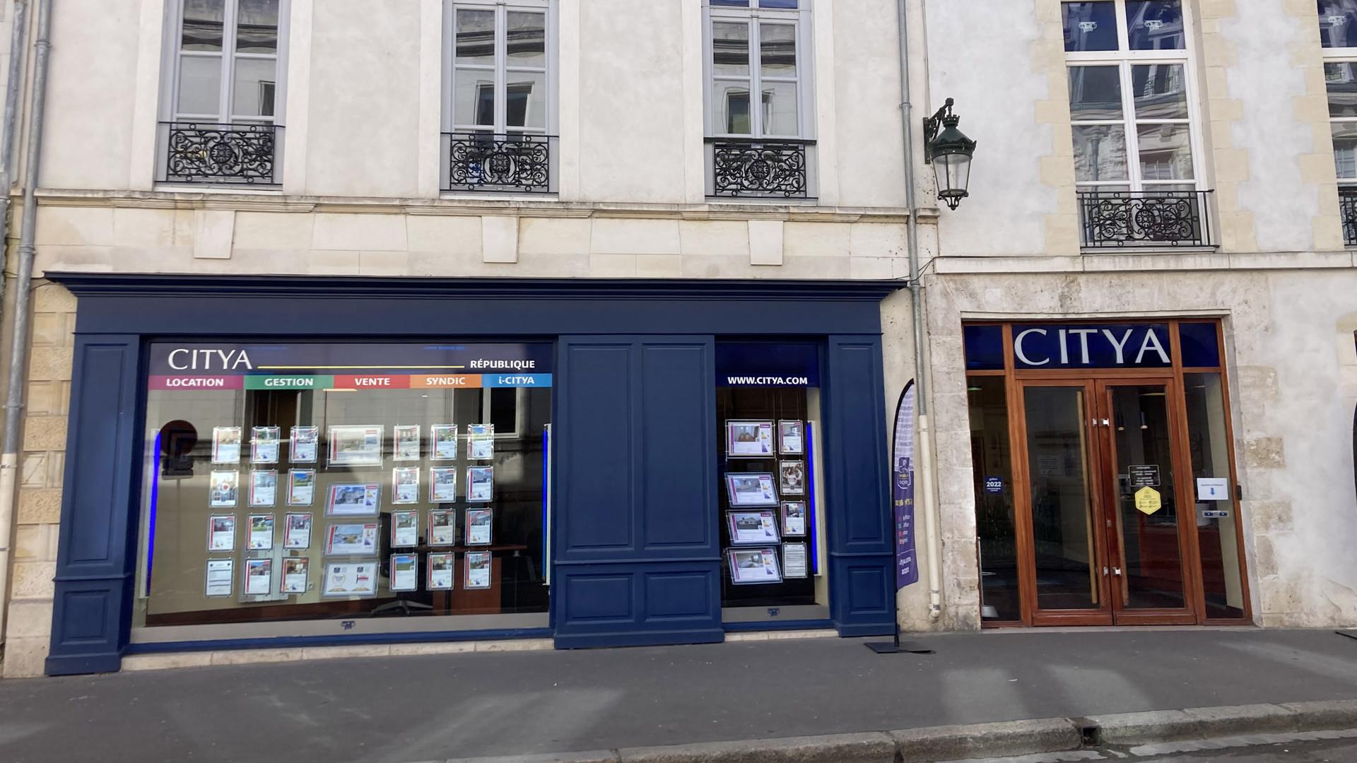 Agence immo Citya République