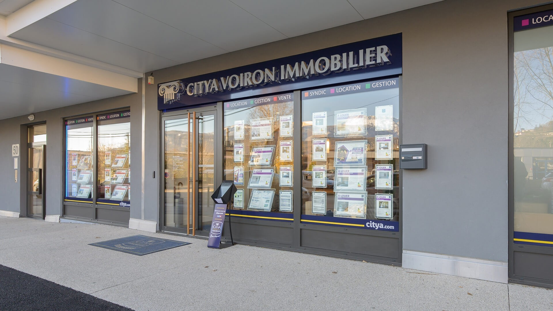 Agence immo Citya Voiron Immobilier