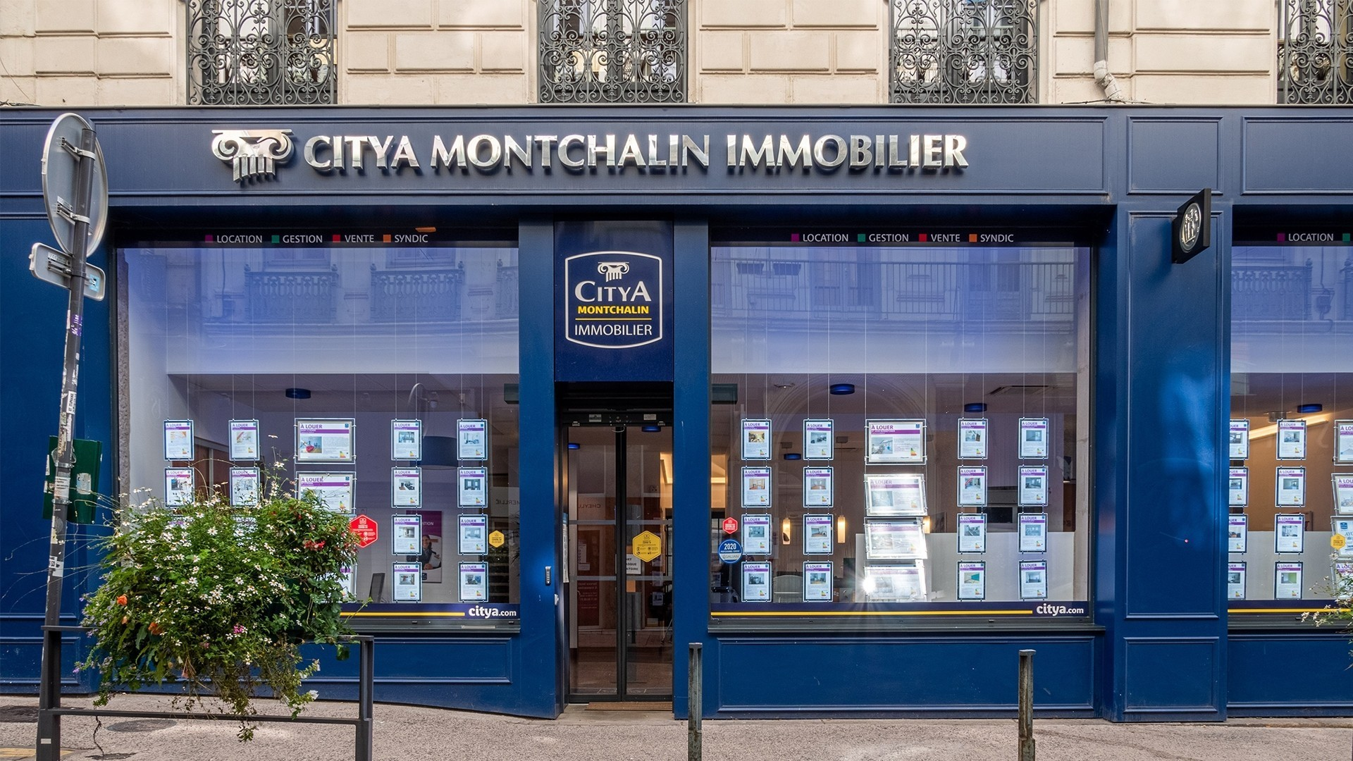 Agence immo Citya Montchalin