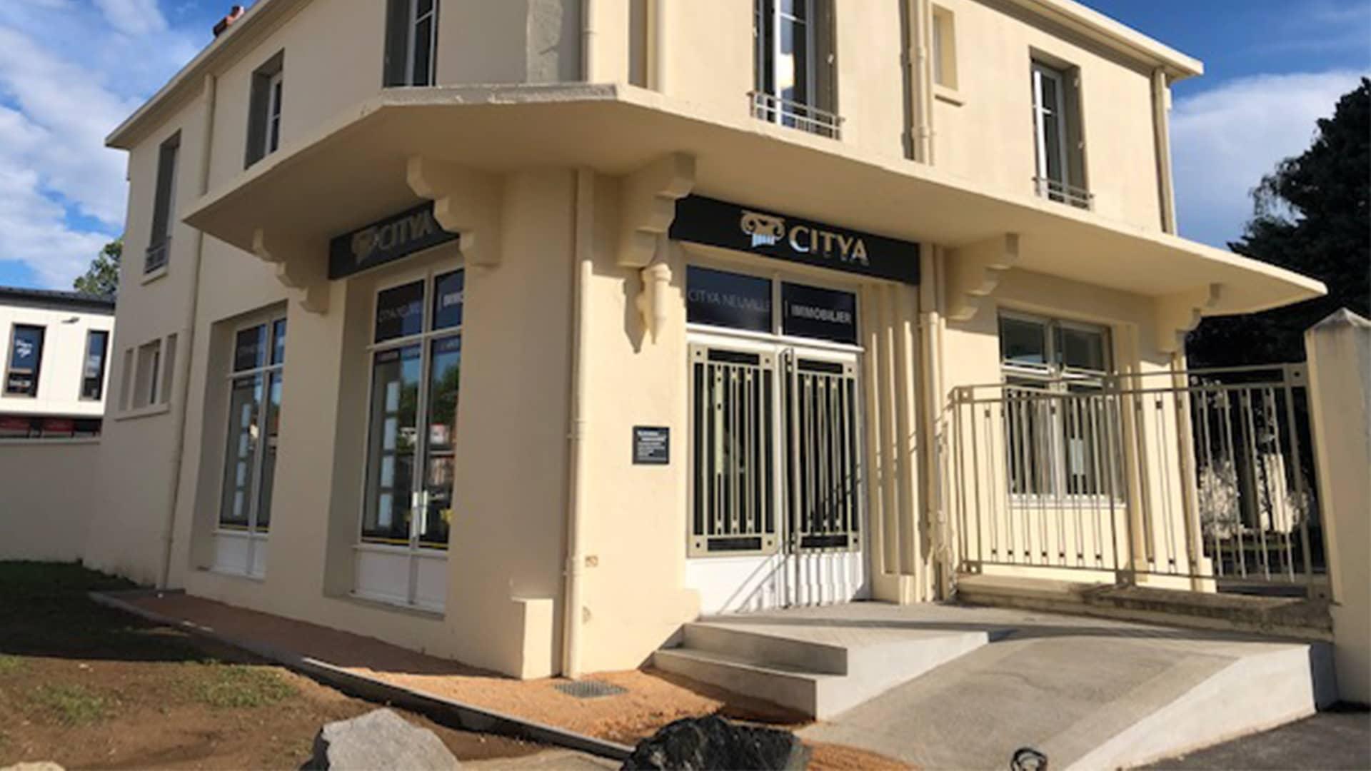 Agence immo Citya Neuville