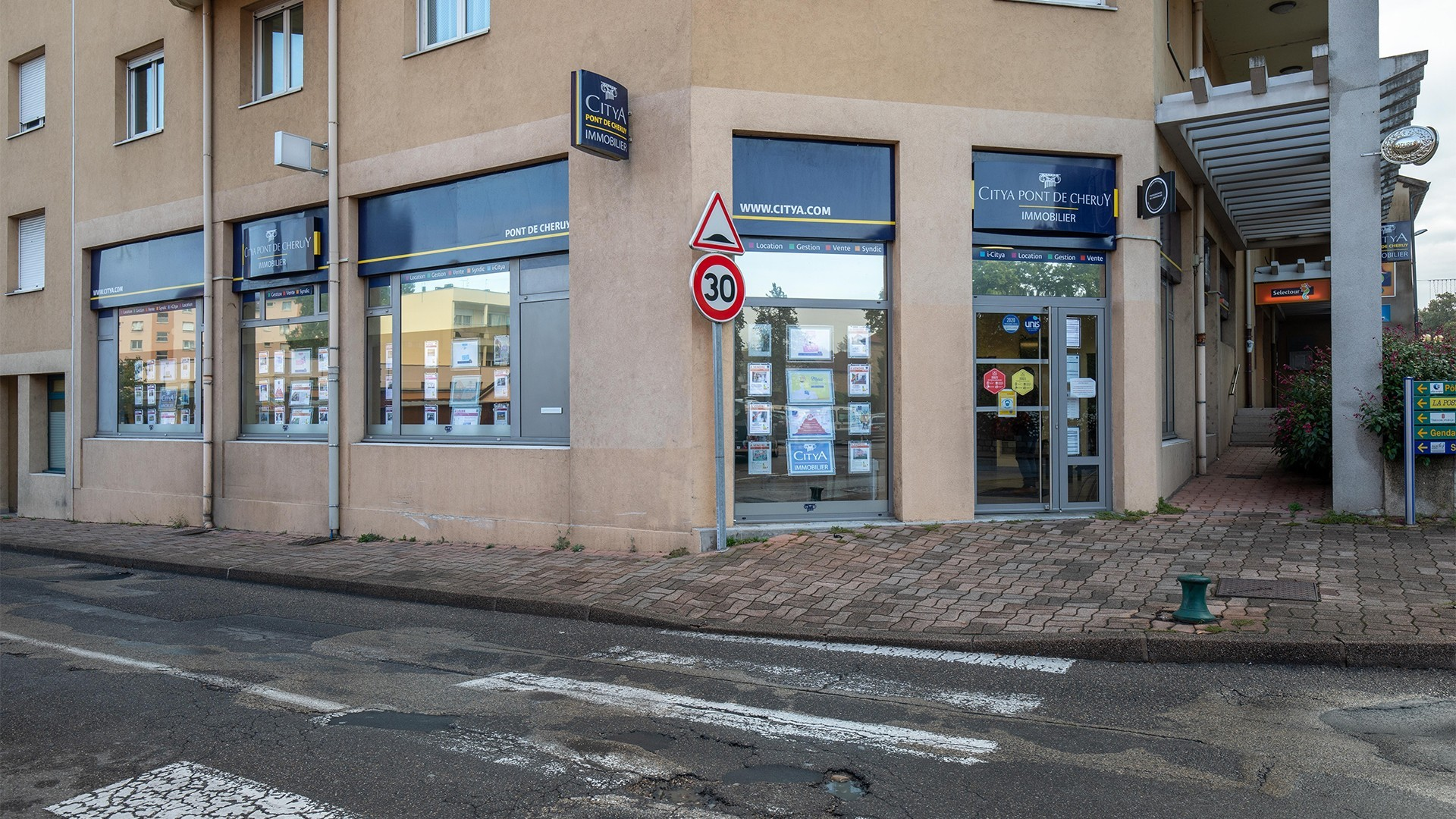Agence immo Citya Pont de Chéruy