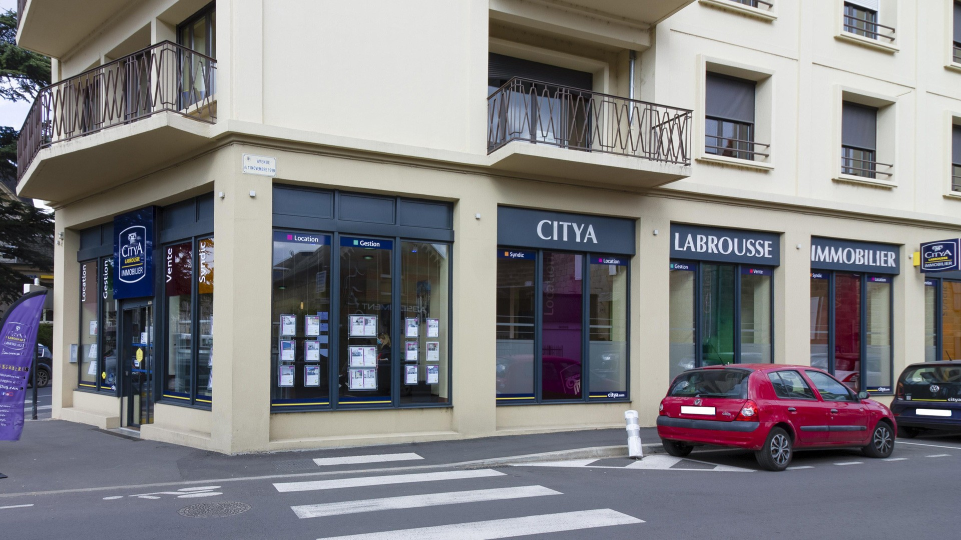Agence immo Labrousse Immobilier