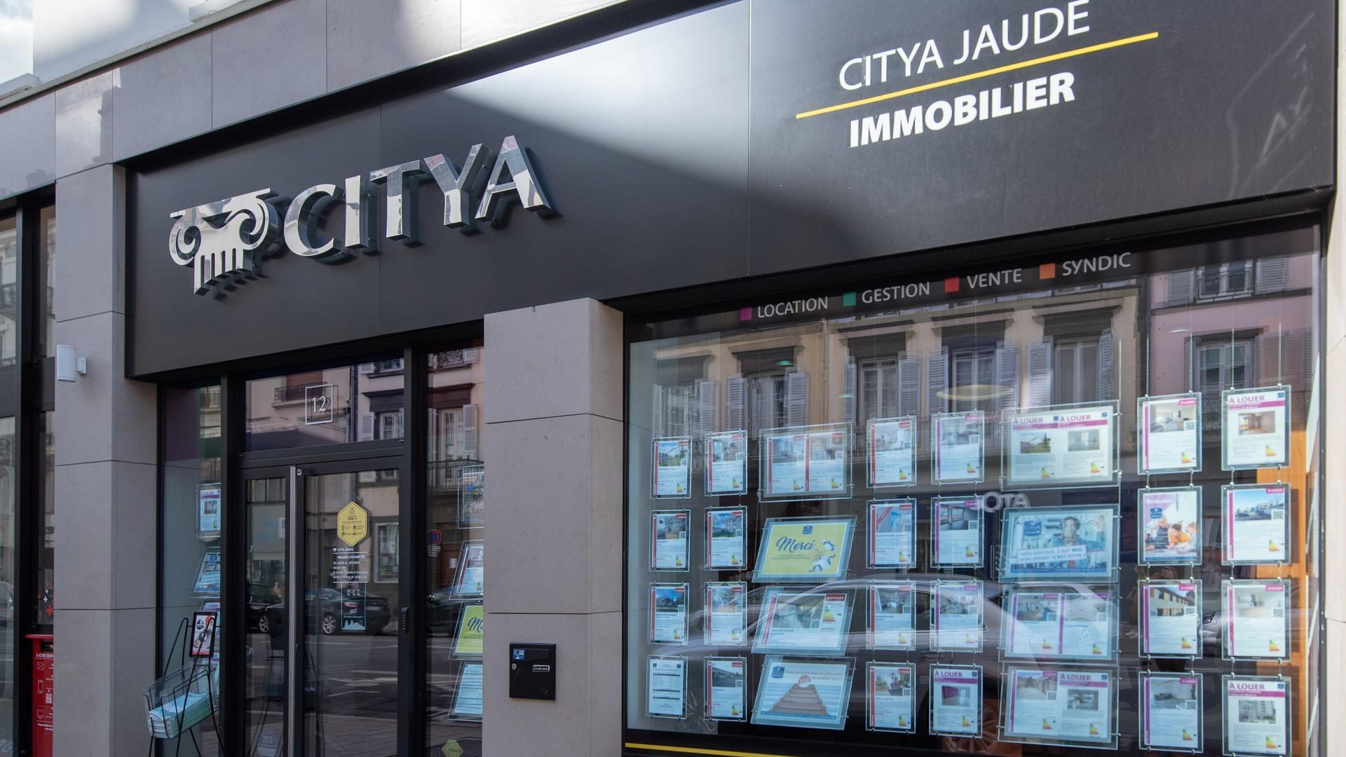 Agence immo Citya Jaude