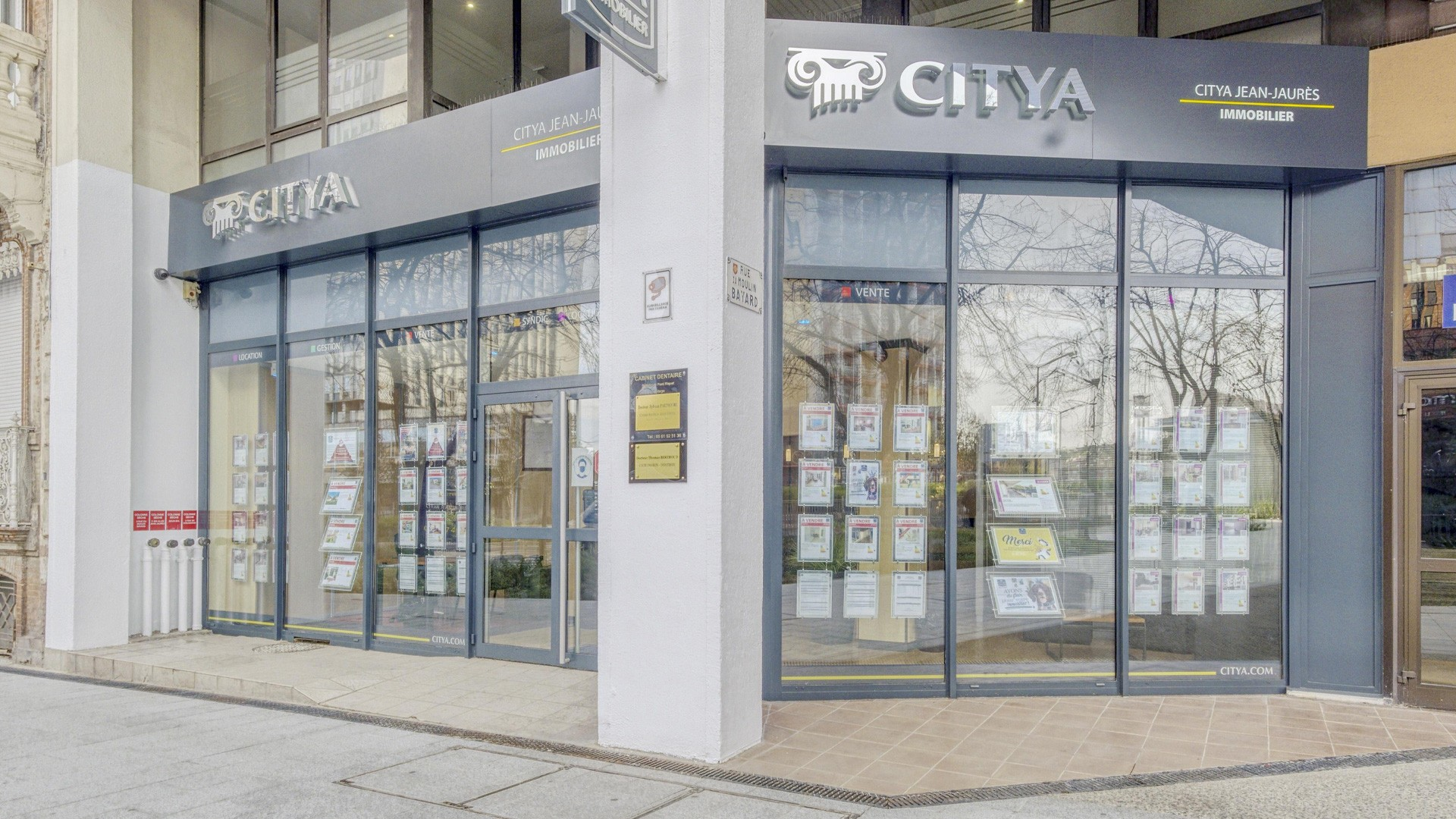 Agence immo Citya Immobilier Toulouse