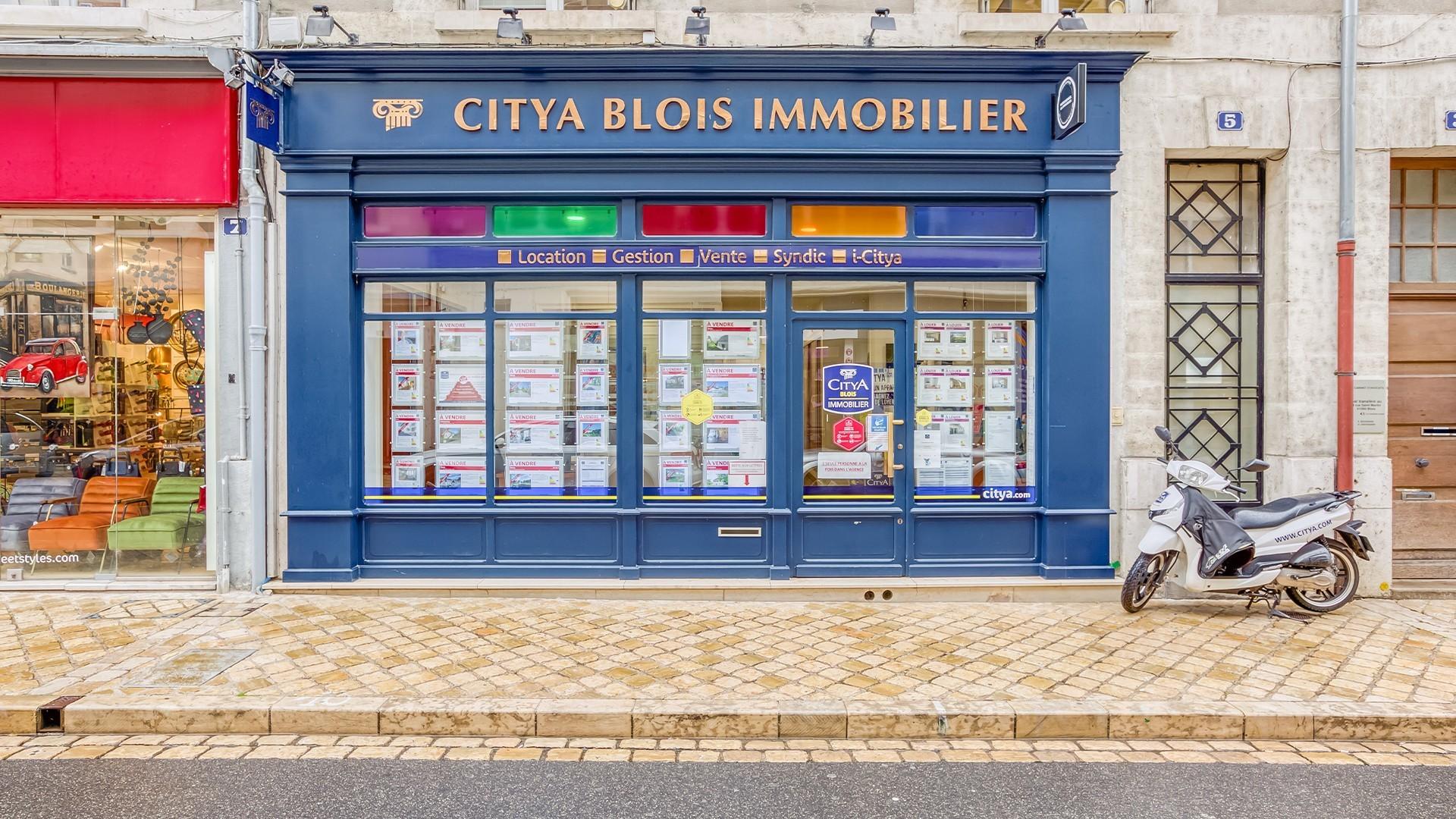 Agence immo Citya Blois