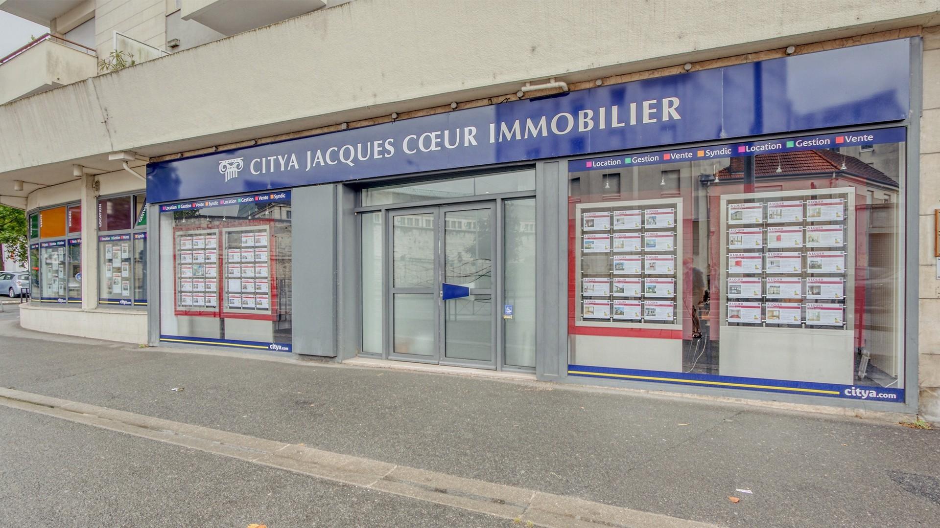 Agence immo Citya Jacques Cœur