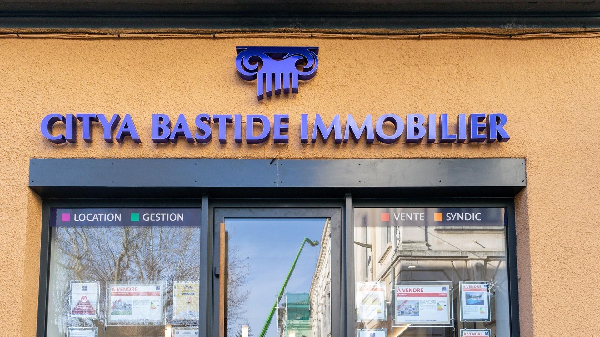 Agence immo Citya Bastide