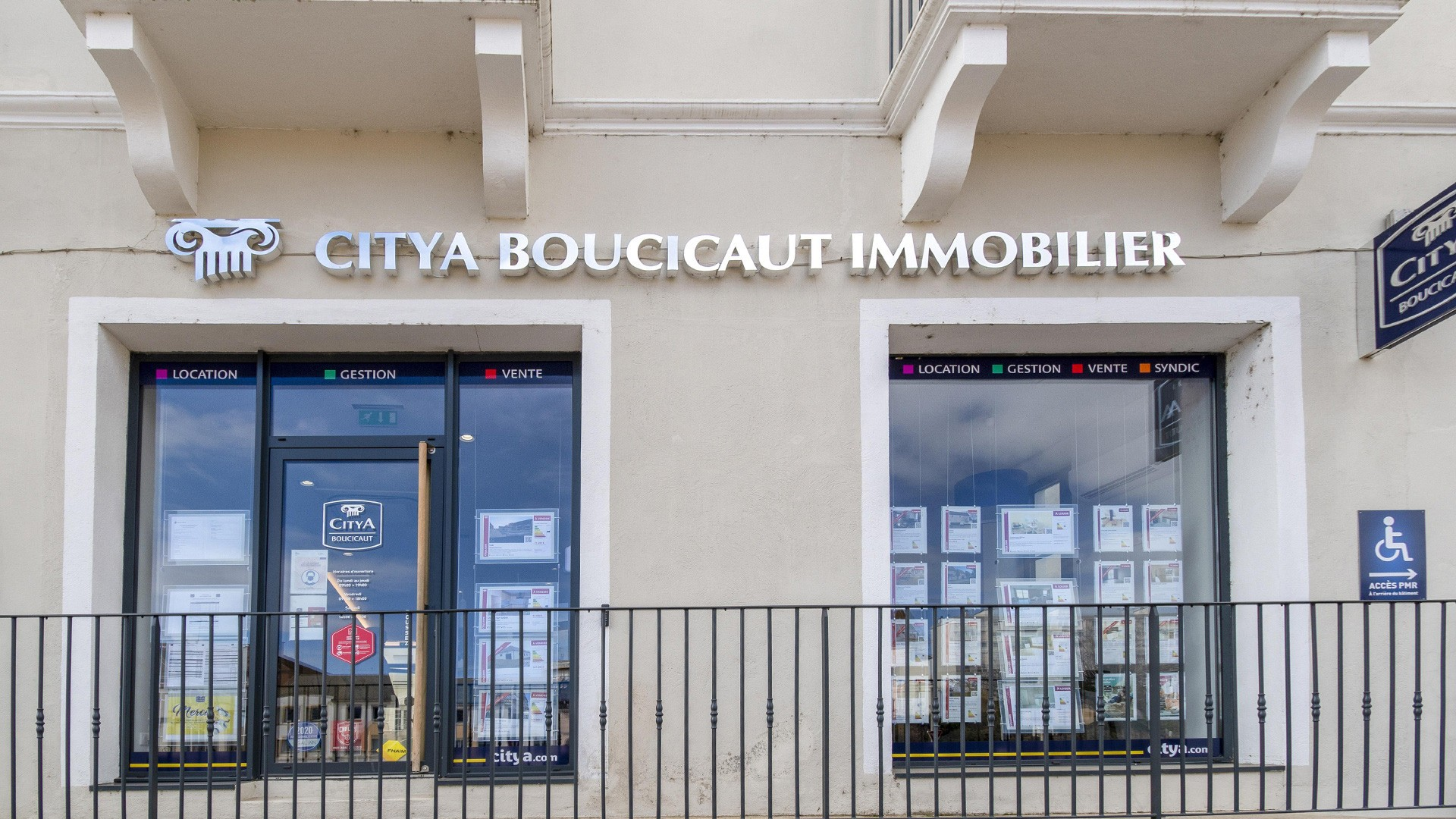 Agence immo Citya Boucicaut