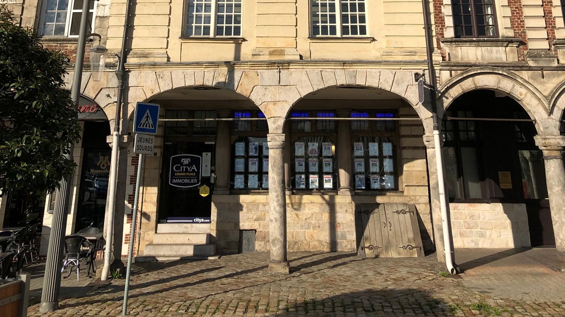 Agence immo Citya Grand Place