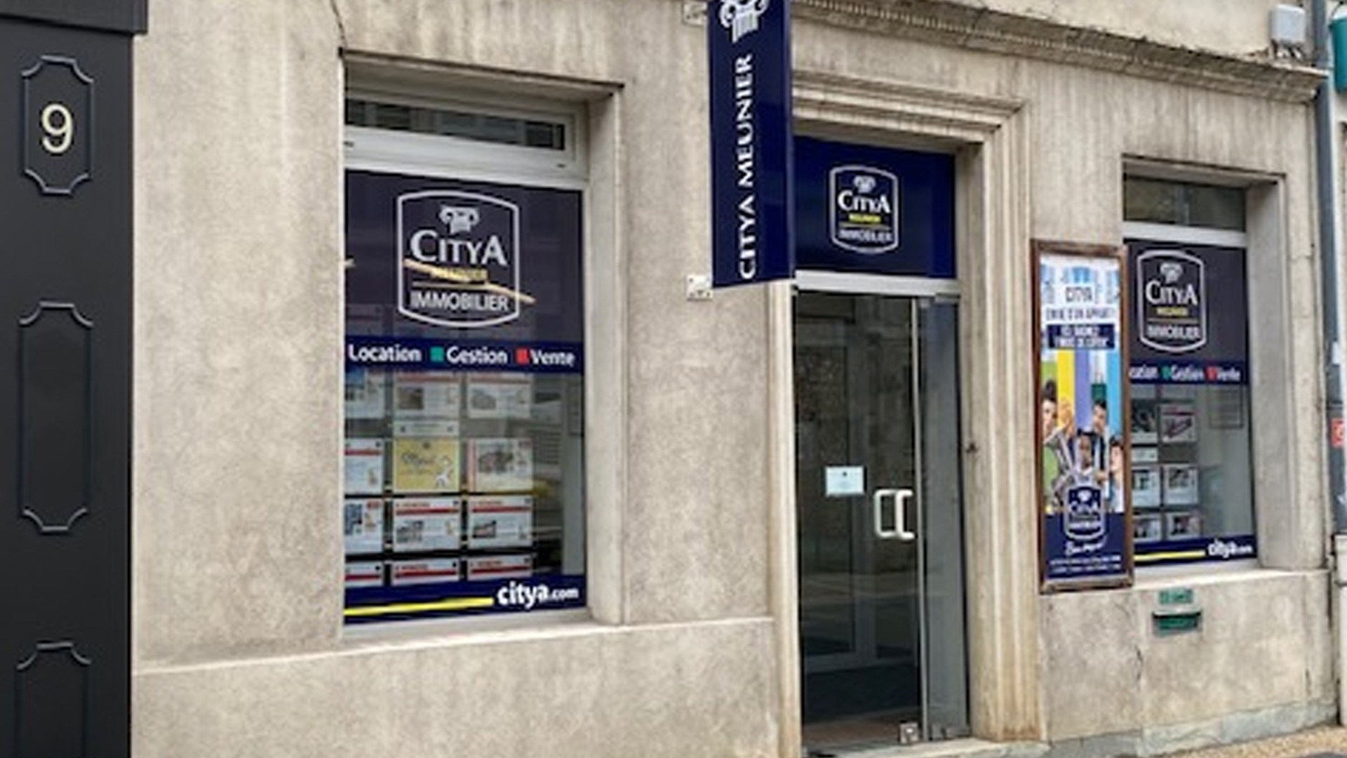 Agence immo Citya Immobilier Meunier