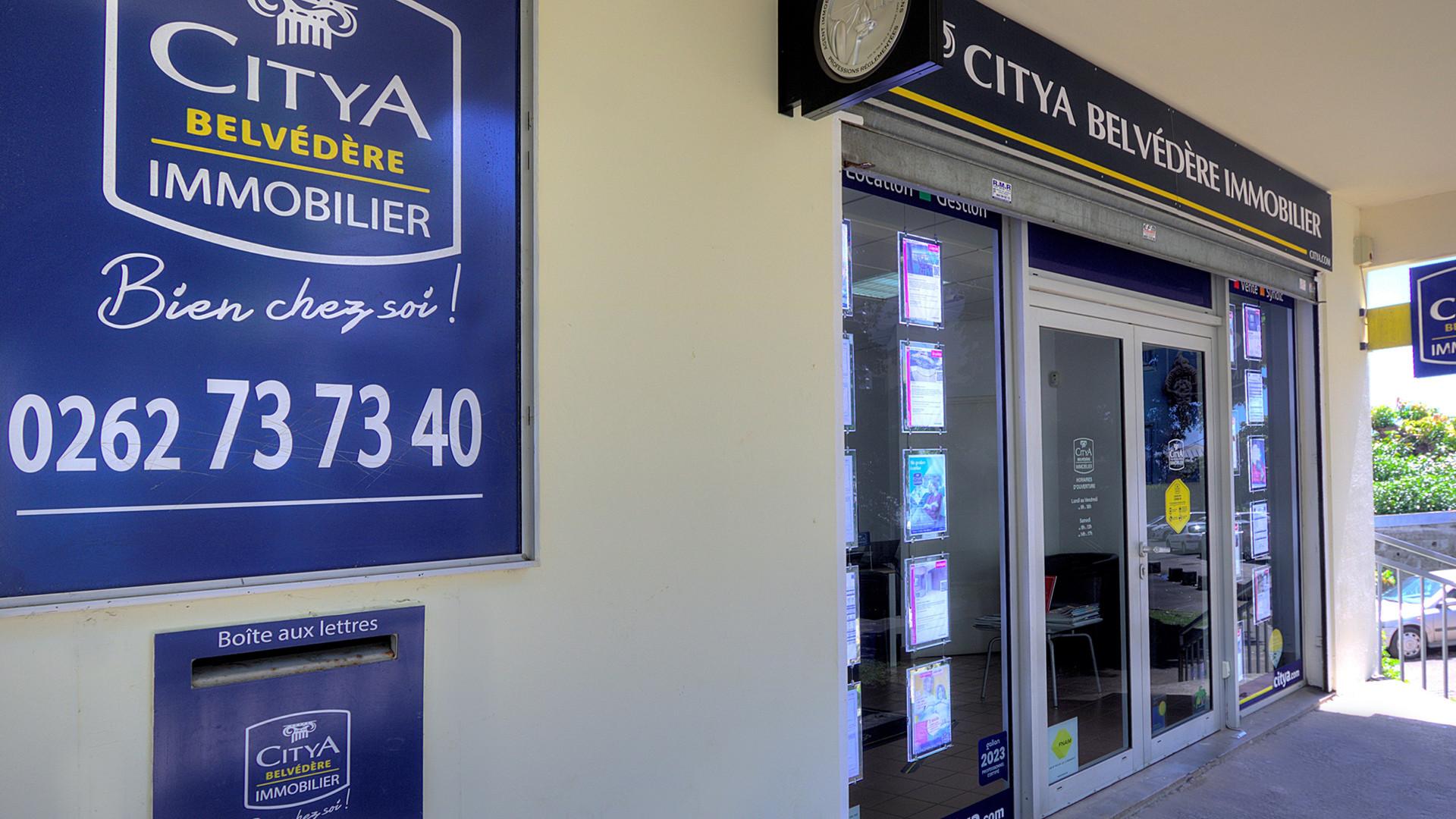 Agence immo Citya Belvédère