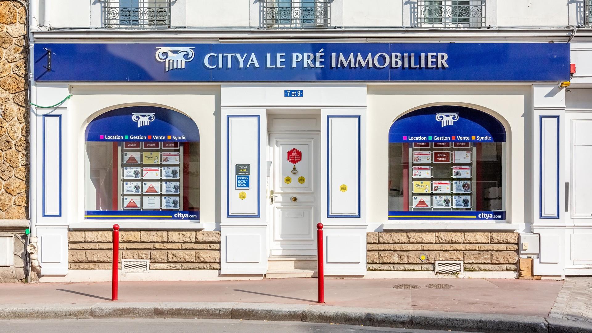 Agence immo Citya Le Pré