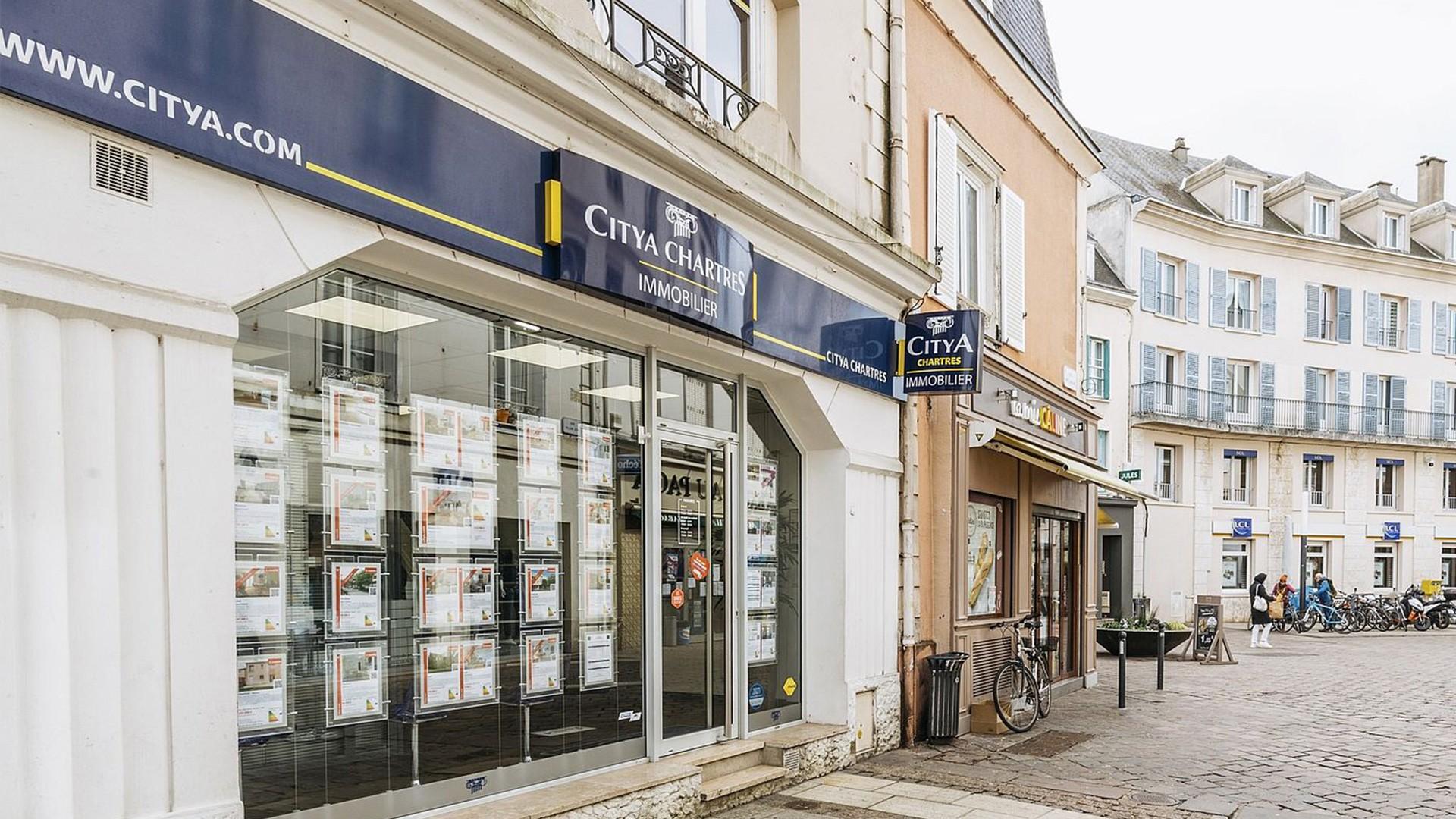 Agence immo Citya Chartres