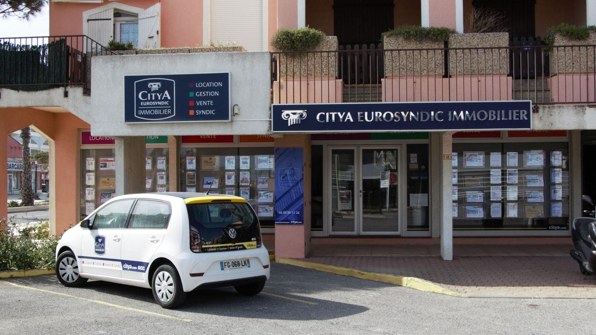 Agence immo Citya Eurosyndic