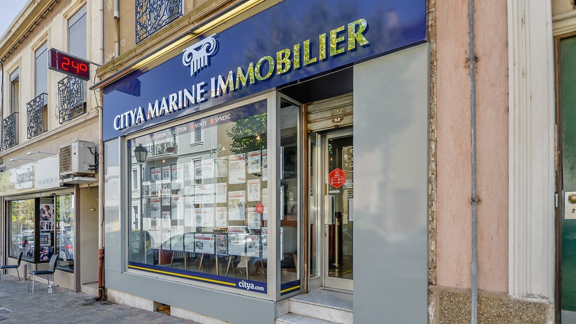 Agence immo Citya Marine Immobilier