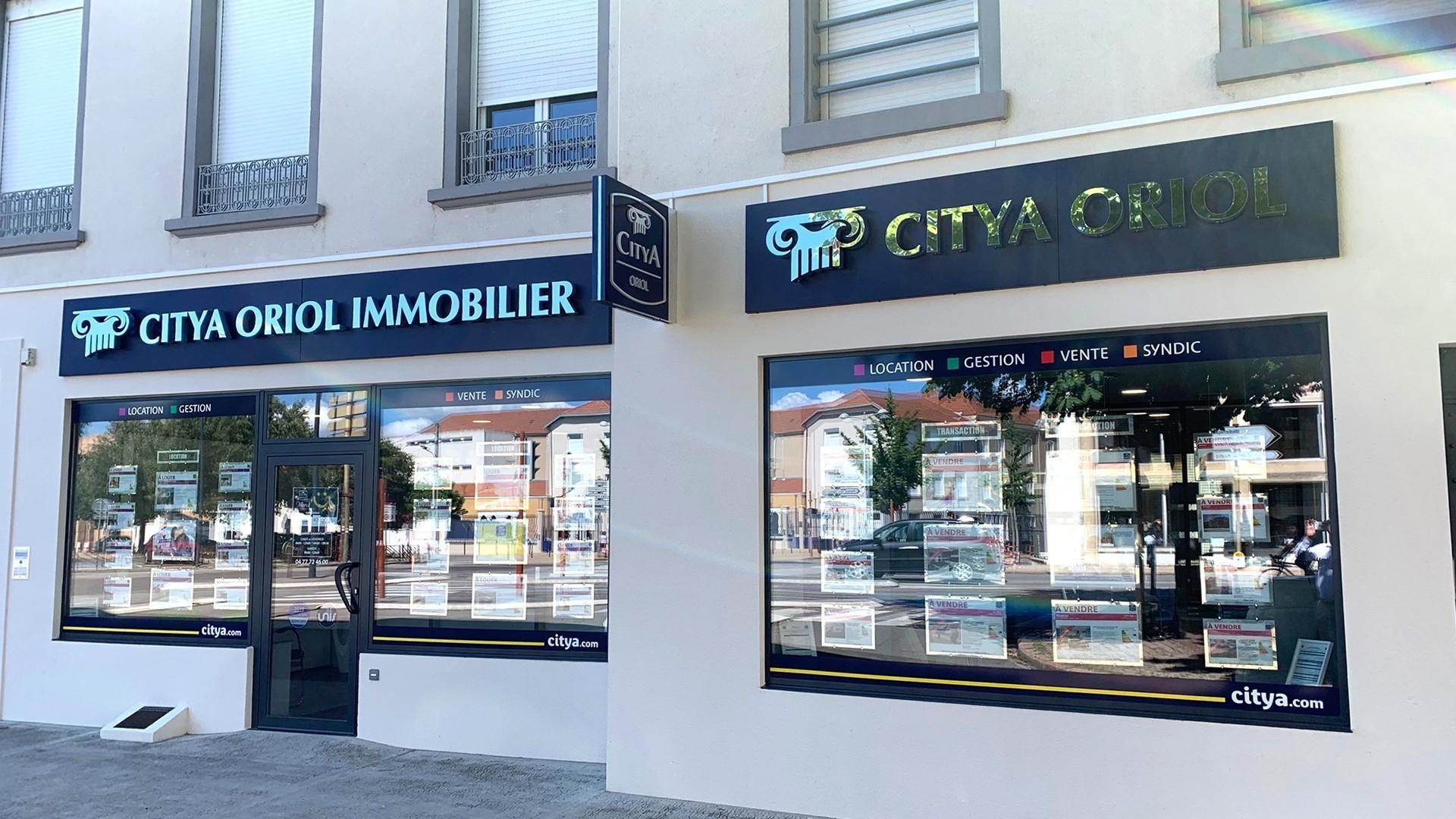 Agence immo Citya Oriol