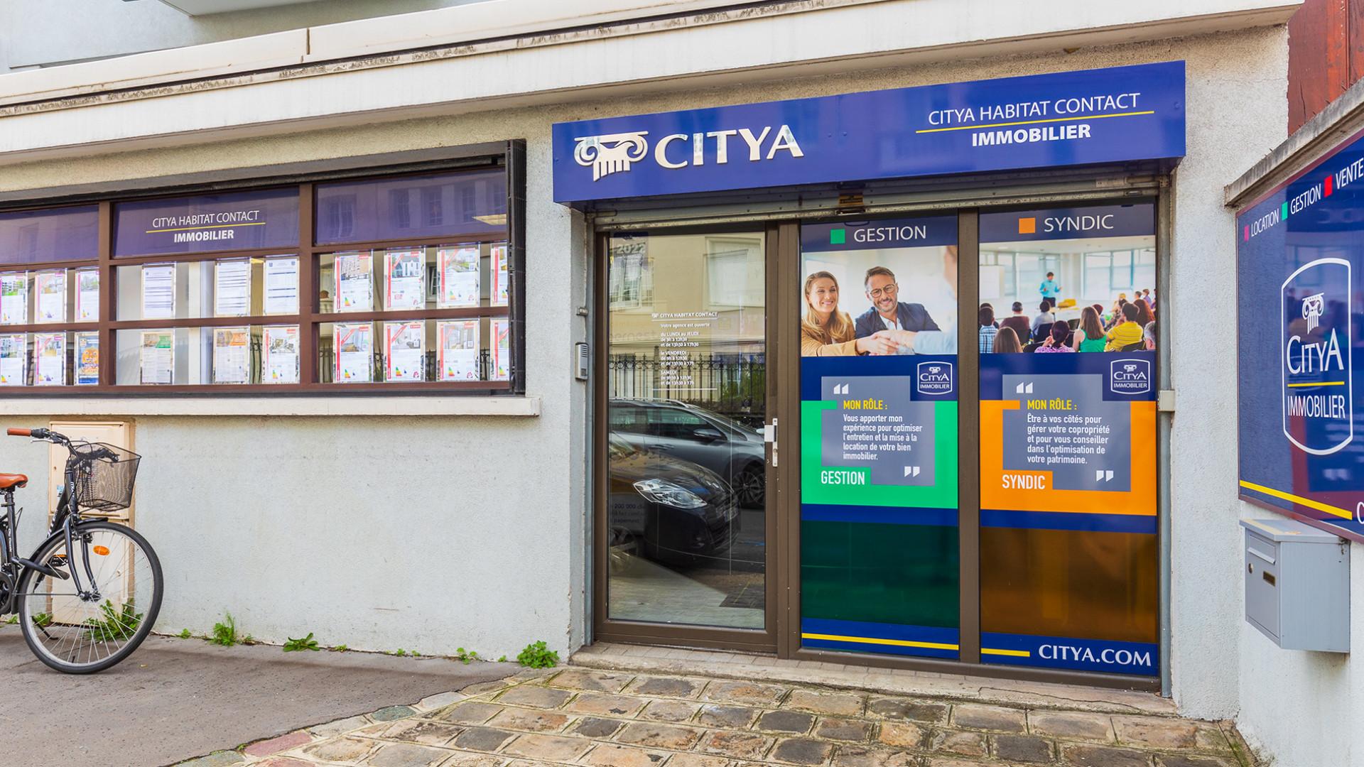 Agence immo Citya Habitat Contact GFI