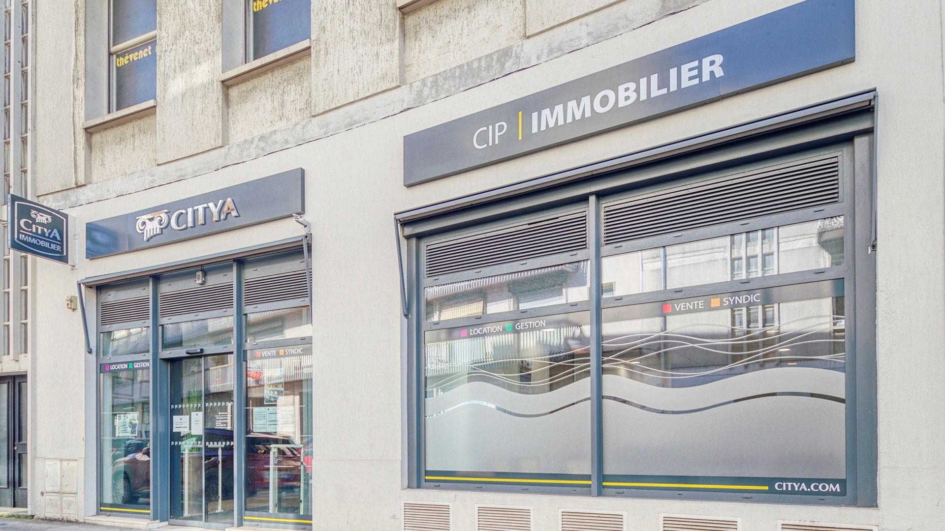 Agence immo Citya CIP