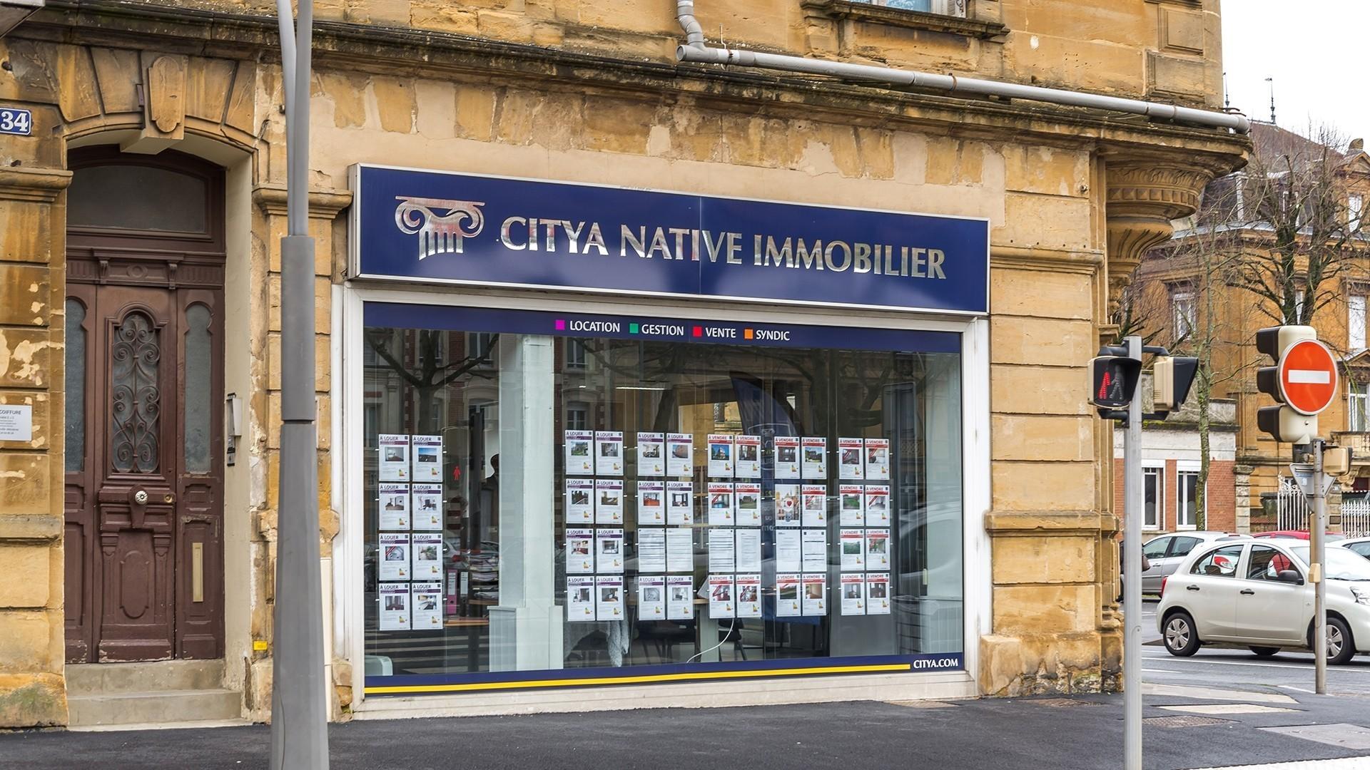 Agence immo Citya Native Charleville-Mézières