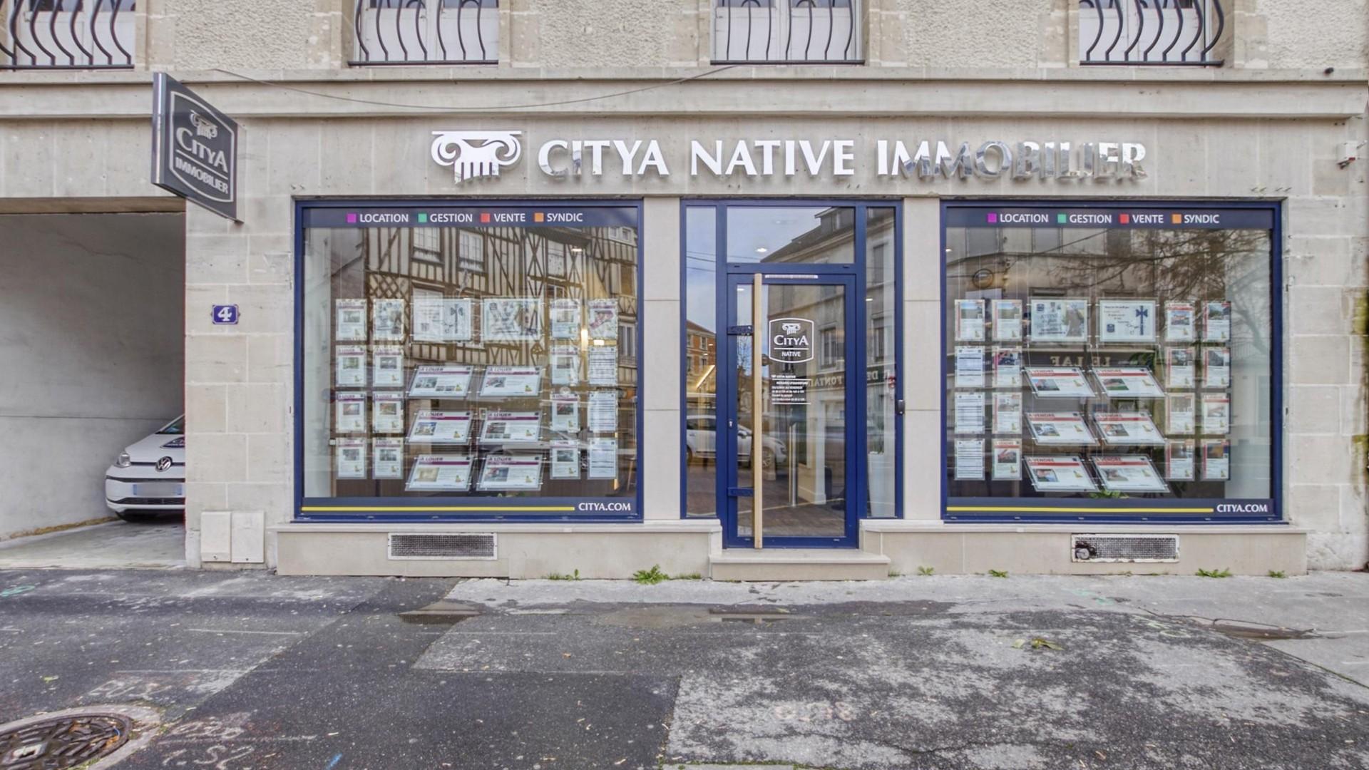 Agence immo Citya Native Chalons-en-Champagne