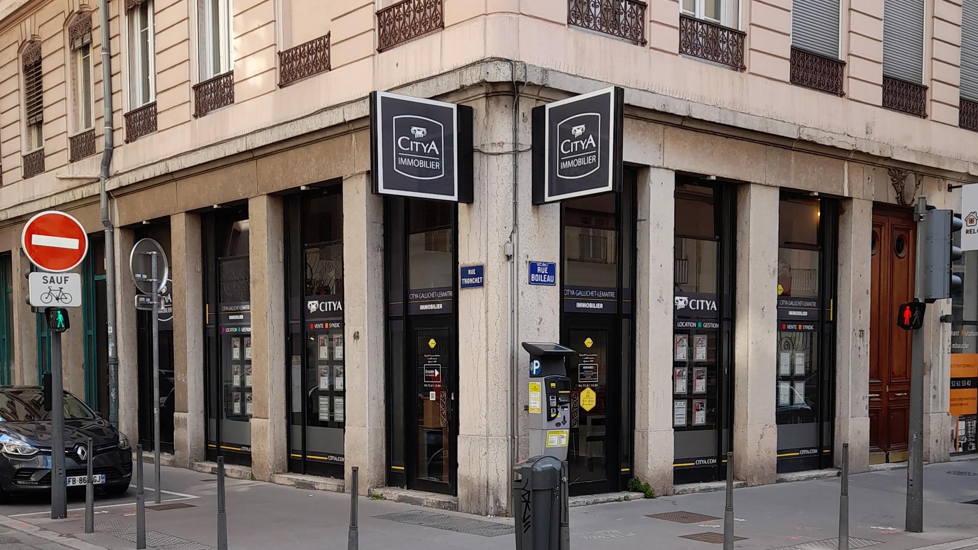 Agence immo Citya Gallichet-Lemaitre