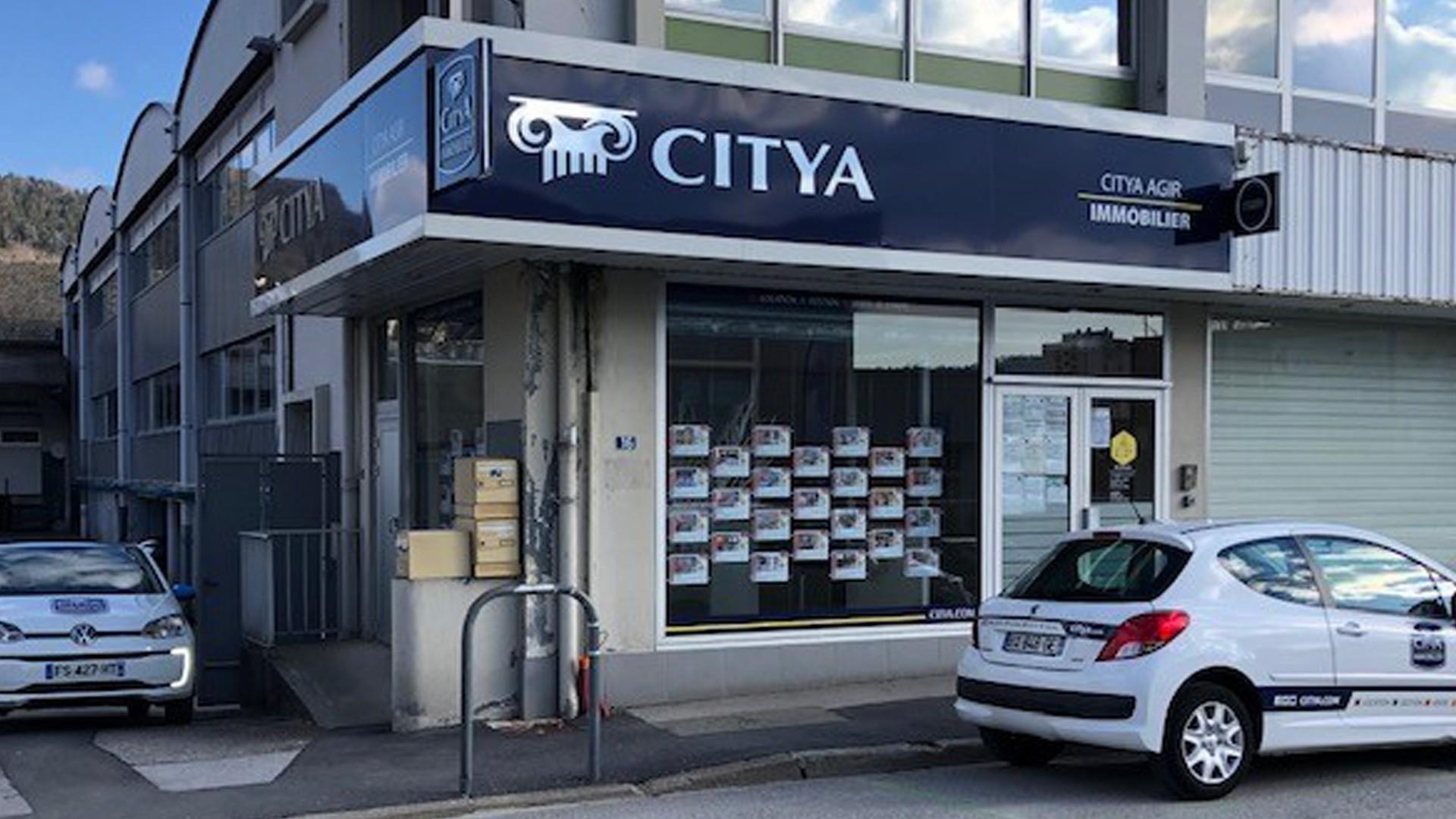 Agence immo Citya Agir Immobilier