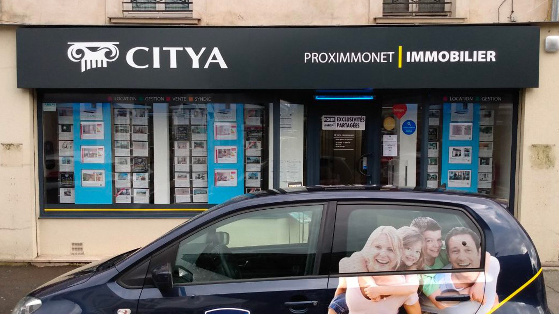 Agence immo Citya Cpl Immobilier