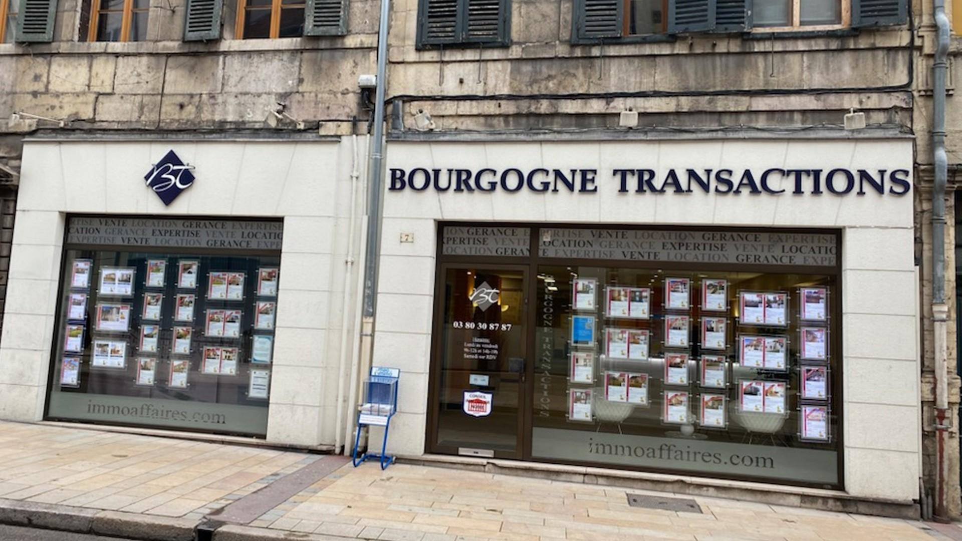Agence immo Bourgogne Transactions